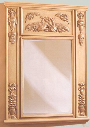French Interiors of High Point, NC - TRUMEAU MIRRORS